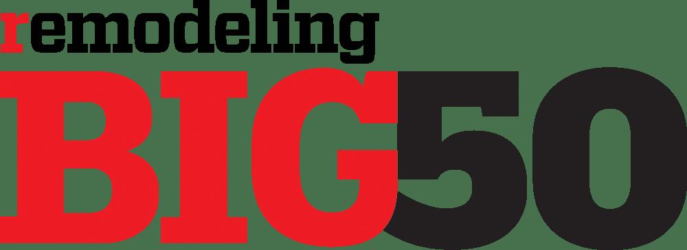 Remodeling Big 50 Badge